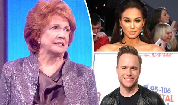 Blind Date: Cilla Black, Vicky Pattison, Olly Murs