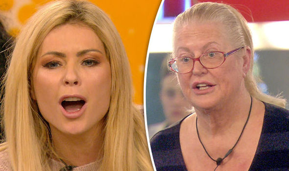 Celebrity Big Brother 2017 Nicola McLean RAGES at 'f**king liar' Kim Woodburn AGAIN