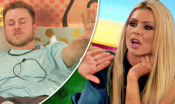 Celebrity Big Brother 2017 Nicola vows never to speak to Speidi again after HUGE clash