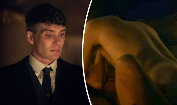 Perky Blinders Cillian Murphy Flashes Toned Bottom In On