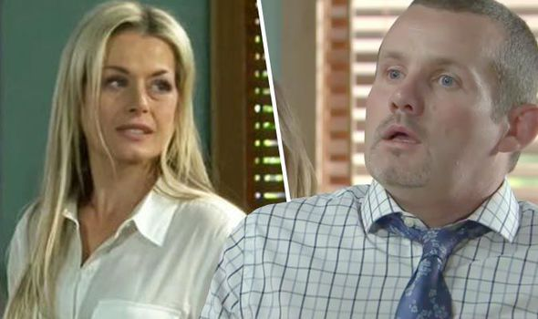 Who is Dee Bliss' accomplice Emily in Neighbours?