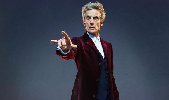 Actor Peter Capaldi on the second season of Doctor Who | TV & Radio | Showbiz & TV | Express.co.uk