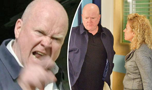 EastEnders spoiler Lisa FowlerRIPSinto Phil Mitchell in huge hospital clash for Louise