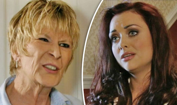EastEnders spoiler Shirley Carter RAGES as Whitney returns to drop HUGE bombshell