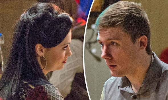 EastEnders spoiler Will Whitney reveal ALL to Lee about her secret kiss with Mick?