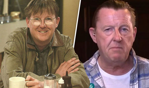 Kevin Kennedy admits to drinking on Coronation Street set