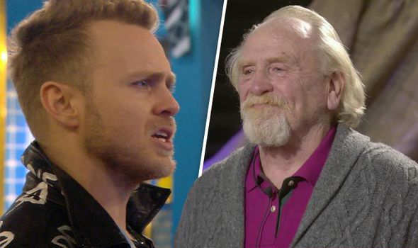 James Cosmo and Spencer Pratt row in Celebrity Big Brother