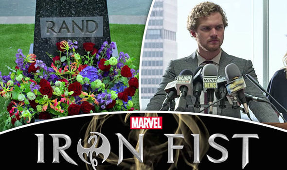 Marvels Iron Fist Netflix drop EXPLOSIVE first trailer starring Finn Jones
