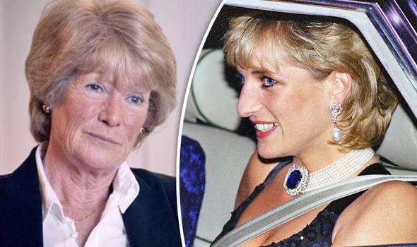 Princess Diana 7 Days Sister Lady Sarah McCorquodale drops ...
