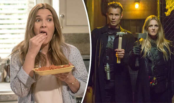 Santa Clarita Diet: Drew Barrymore and Timothy Olyphant