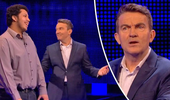 The Chase Bradley Walsh bewildered as ANGRY viewers SLATE contestant