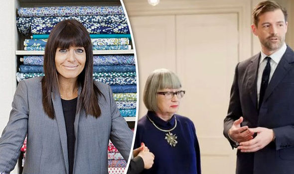The Great British Sewing Bee's Claudia Winkleman