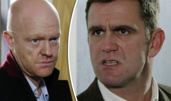Viewers thought Jack Branning swore