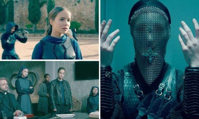 Warrior Nun season 2 release date, cast, trailer: When is it out? | TV &  Radio | Showbiz & TV | Express.co.uk