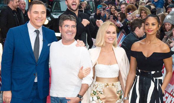 Britain's Got Talent 2017 judges