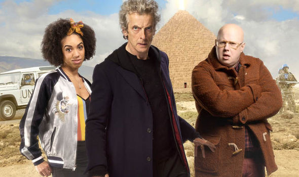 Doctor Who season 10: Doctor, Bill, Nardole