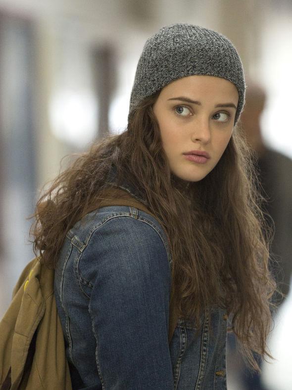 Katherine Langford as Hannah Baker in 13 Reasons Why
