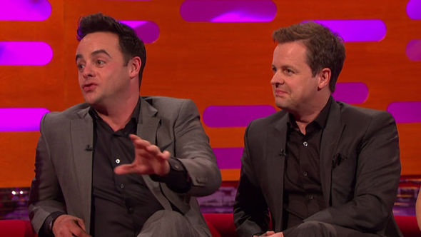 Ant And Dec To Return To Acting With New Sitcom Its In