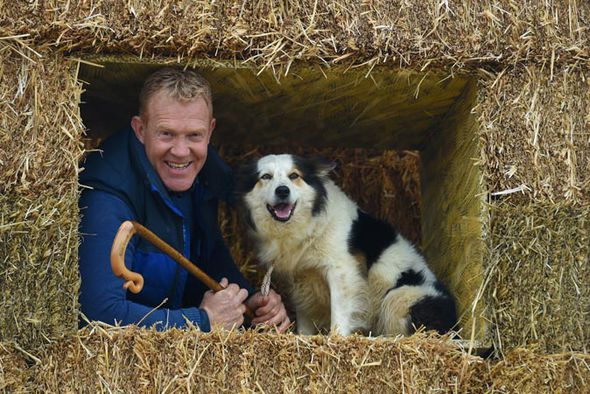 Adam Henson on Countryfile