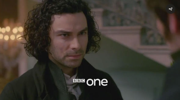 Aidan Turner trailer