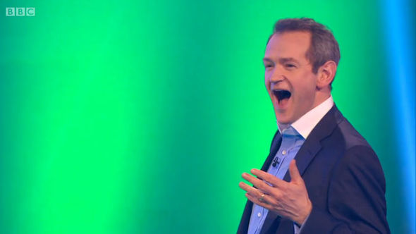 Alexander Armstrong Pointless Richard Osman