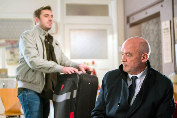 Andy Carver and Pat Phelan