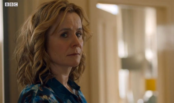 Emily Watson in Apple Tree Yard