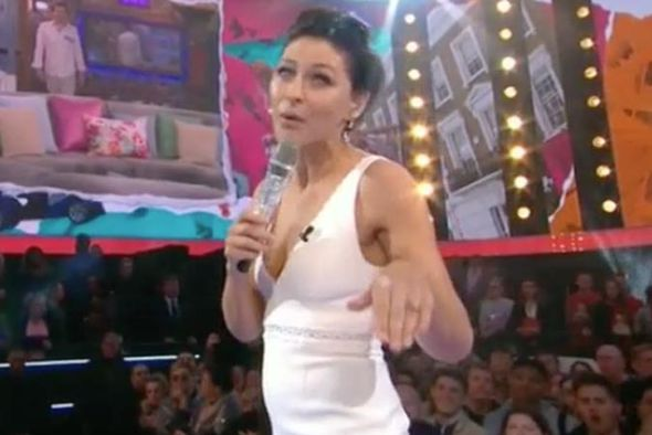 Emma Willis at Big Brother launch