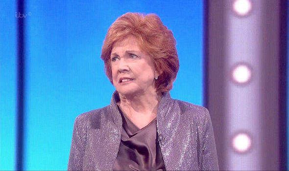 Cilla Black on classic dating show Blind Date