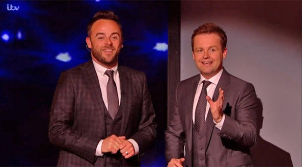 Britain's Got Talent semi-final 2017: Ant and Dec stop the show