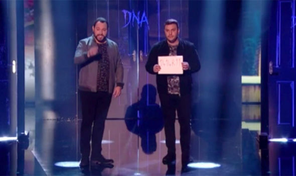 Britain's Got Talent act DNA perform in the first live show