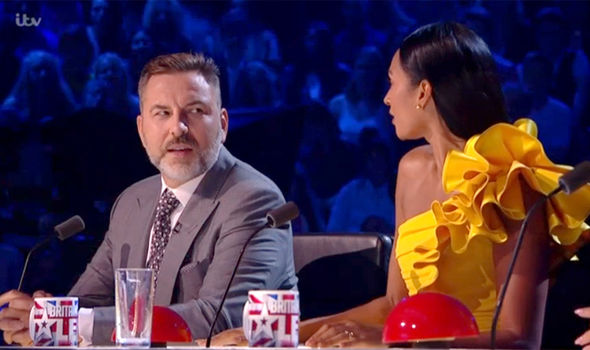 David Walliams and Alesha Dixon appear to clash over DJ Dizzy Twilight on Britain's Got Talent