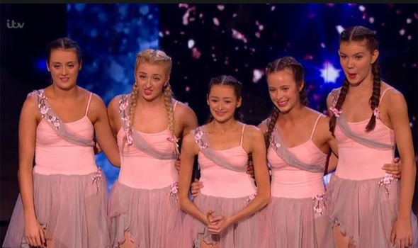 The Merseygirls closed the performances on Britain's Got Talent