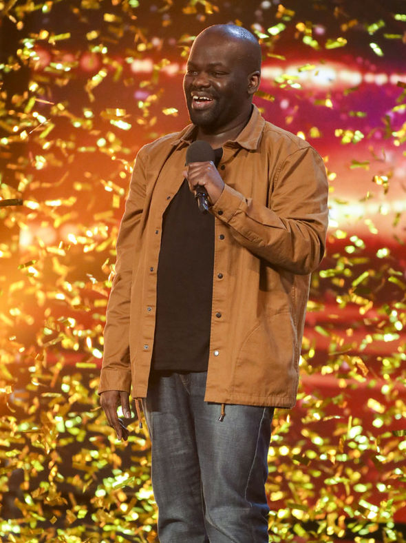 Amanda Holden's Golden Buzzer Daliso Chaponda will be hoping to go through to the final