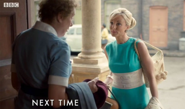 Call the Midwife Trixie Helen George
