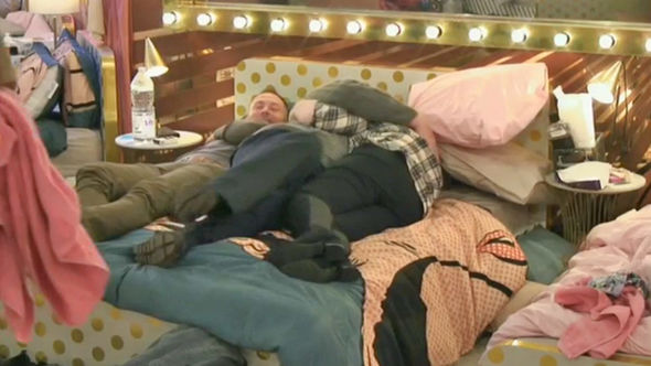Celebrity Big Brother 2017 Fans in uproar at James Cosmo's 'THREESOME' with Coleen Nolan