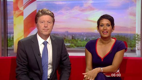 Bill Turnbull quits BBC Breakfast: Charlie Stayt and ...
