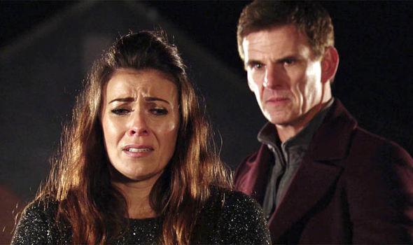 Michelle McDonald is left emotional on Coronation Street