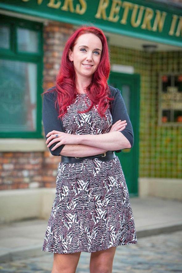 Coronation Street showrunner Kate Oates