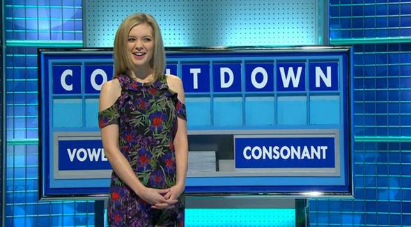 Countdown Rachel Riley Nick Hewer