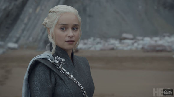 Daenerys Targaryen declares full-blown war