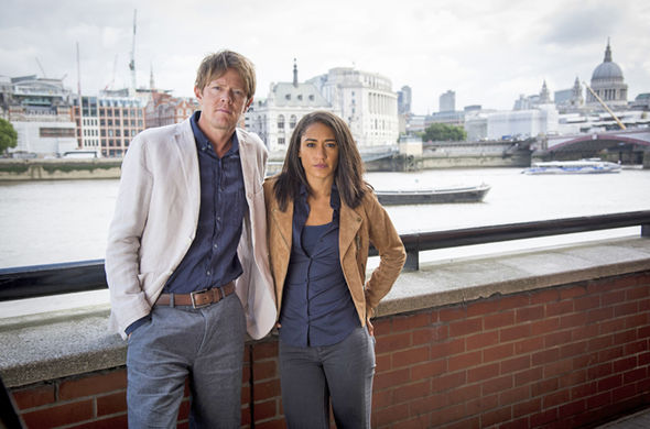 Death in Paradise Kris Marshall's Detective Inspector Humphrey Goodman returns to London