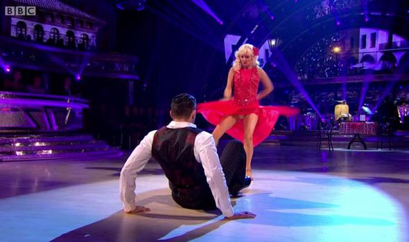 Strictly Come Dancing 2017 Debbie McGee favourite to WIN ...