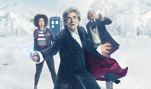 Jodie Whittaker made her debut in last year's Doctor Who Christmas special