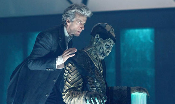 Doctor Who, The Lie of the Land Does THIS scene reveal how Peter Capaldi will leave?