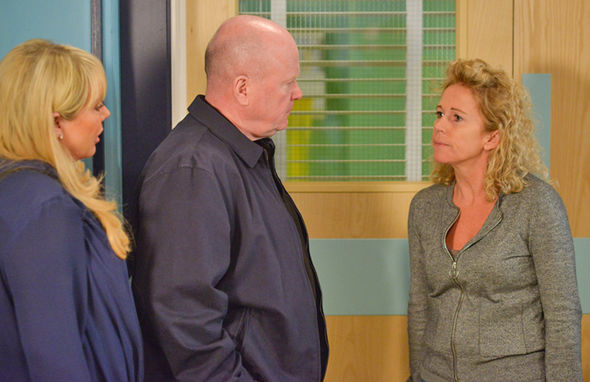 EastEnders spoiler Lisa Fowlerrefuses Sharon and Phil Mitchell's demands for her to leave the hospital
