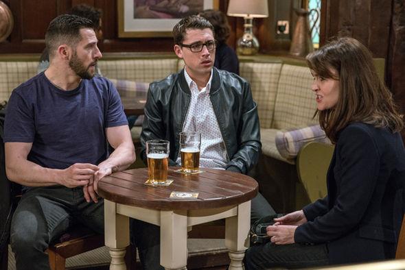Emmerdale spoiler Ross and Finn Barton are left shocked when Emma Barton is exposed