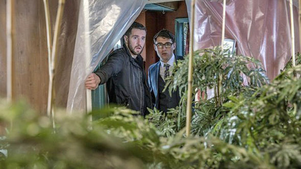 Emmerdale spoiler SHOCKING plot sees Finn and Ross turn to drug dealing