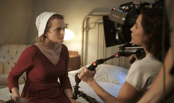 Filming The Handmaid's Tale
