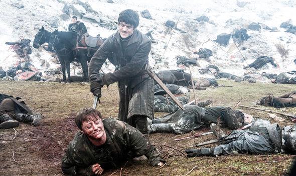 Game of Thrones star Iwan Rheon as Ramsay Bolton